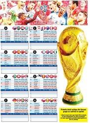 Rusia 2018 : Cupa Mondiala