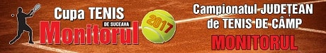 Cupa Tenis Monitorul 2017