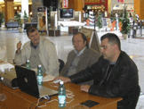Mihai Pinzaru PIM, George Licurici, Ovidiu Borta BOA