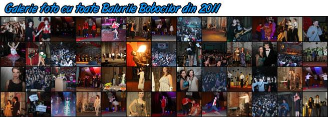 Galerie foto cu toate Balurile Bobocilor din 2011