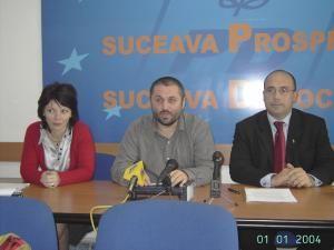 Organizare: Noua conducere instituie ordinea şi disciplina în PD Suceava
