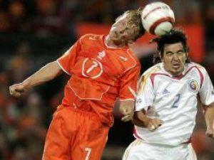 Echipa naţională: Piţurcă începe să definitiveze lotul pentru jocul cu Olanda
