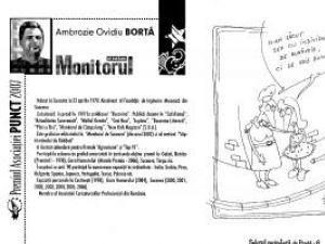 Laureat: Graficianul Monitorului de Suceava, BOA, premiat la Salonul Caricaturii de Presă - Galaţi 2007