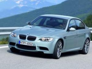 M3 Sedan, briliantul BMW