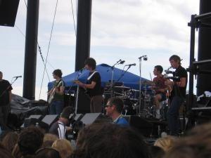 Premii: Arctic Monkeys şi Muse, marii câştigători la Q Awards 2007
