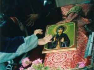 Priveghere la Sfânta Cuvioasa Parascheva