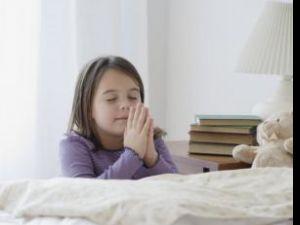 Rugăciunile copiilor