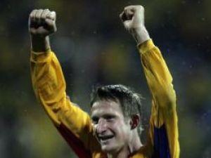 Echipa naţională: Suceveanul Goian duce România la Euro 2008