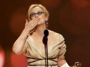 Distincţie: Meryl Streep, onorată pentru contribuţia la dezvoltarea culturii americane
