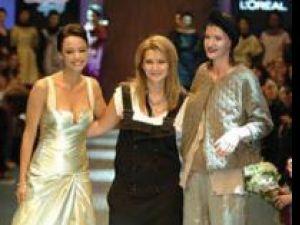 Modă şi politică: Creatoarea de modă Irina Schrotter - candidat independent la Primăria Iaşi