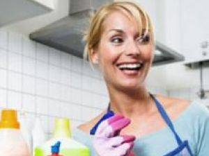 Atenţie!: Curăţenia săptămânală favorizează apariţia astmului