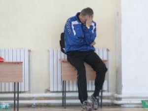 Petru Ghervan, dezamăgit de joc şi rezultat