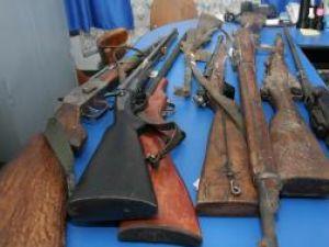 Există persoane care au organizat căutări de arme pe locurile fostelor teatre de război