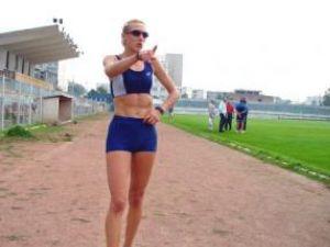 Cristina Casandra se pregăteşte intens pentru Jocurile Olimpice din 2008