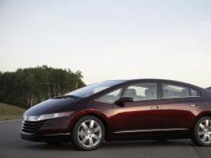 Ecologic: Honda pariază pe FCX