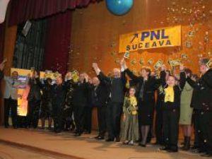Echipa de campanie a PNL Suceava