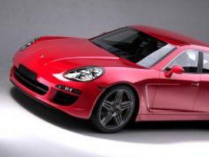 Premieră: Porsche Panamera, coupe de croazieră