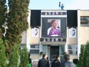 Dobrin se află în locul pe care l-a iubit cel mai mult: stadionul