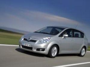 Echilibru: Corolla Verso, e o Toyota!