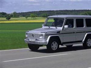 Longeviv: Mercedes G-Klasse nici gând de pensionare