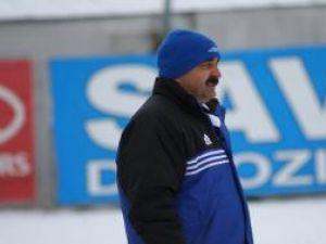 Ionuţ Popa crede că la Iaşi nu se vrea fotbal