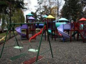 Cel mai modern loc de joacă din municipiul Suceava