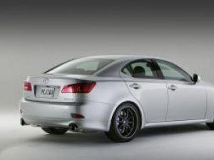 Tuning: Lexus IS F-Sport, liber la cai putere