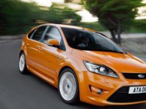 Debut: Ford Focus ST declanşează războiului cailor putere