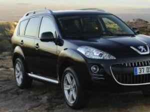 Provocator: Peugeot 4007, pentru escapade hai-hui