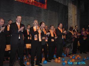 Lansarea candidaţilor PD pentru alegerile europarlamentare