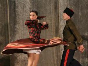 """""""Cossacks of Russia"""", artişti adevăraţi"""