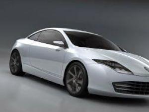 Premieră: Renault Laguna Coupe, sexy şi seducător