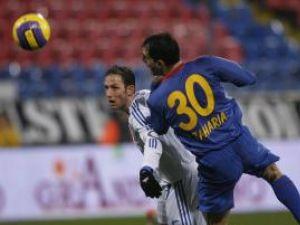 Steaua s-a chinuit din greu în meciul cu Craiova