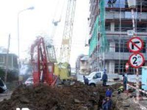 Strada Ion Creangă va fi închisă până în jurul datei de 25 noiembrie
