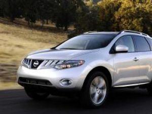 Exclusiv: Nissan gata de bal pentru Murano 2009