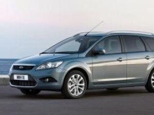 Lansare: Ford Focus acum şi Wagon
