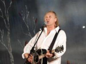 Ştefan Hruşcă a încântat, miercuri, cu cântecele sale peste  600 de suceveni