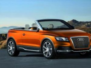 Premieră: Audi face senzaţie, a sosit Cross Cabrio Concept