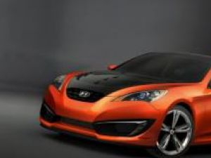 Debut: Hyundai Genesis Coupè, un concept electrizant