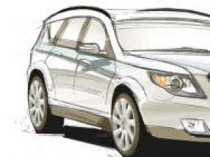 Ipoteză: Subaru Forester înlocuieşte Outback în 2009?