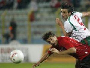 Bulgarii şi-au compromise şansele de calificare în dubla cu Albania