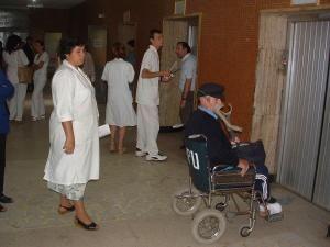 În Spitalul Judeţean, serviciul de monitorizare a infecţiilor dobândite de pacienţi pe perioada internării – ca şi inexistent