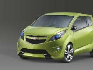 Premieră: Chevrolet Beat trimite la pensie Matiz/Spark