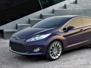 Premieră: Ford prezintă nouă generaţie Fiesta Sedan
