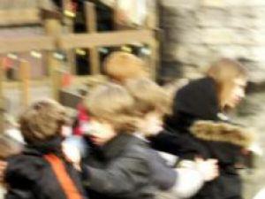 Fenomenul violenţei în şcolile din România este în creştere
