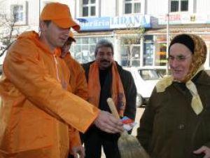 """PD Suceava a demarat """"Operaţiunea Mătura"""""""