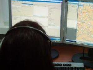 Abuz: Douăzeci de milioane de apeluri false la numărul 112