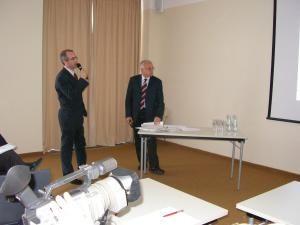 La Rădăuţi, seminar Schweighofer