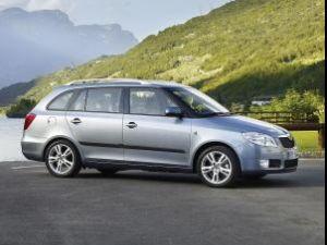 Prezentare: Škoda pariază pe Fabia Combi