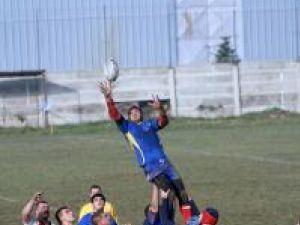 Rugby: Sucevenii au învins Timişoara în 13 jucători